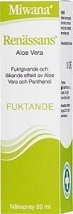 Renässans Aloe Vera Nenäsumute 20 ml