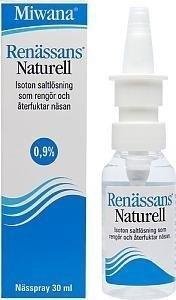 Renässans Naturell Nenäsumute 30 ml