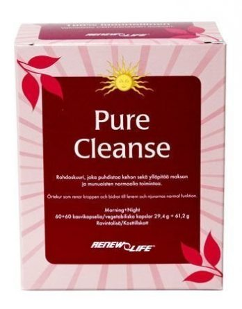 Renew Life Pure Cleanse 60+60 kaps