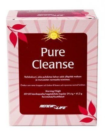 Renew Life Pure Cleanse 60+60 kaps