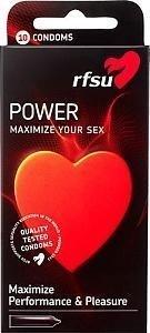 Rfsu Power Kondomit 10 kpl
