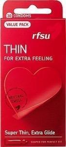 Rfsu Thin Kondomit 30 kpl