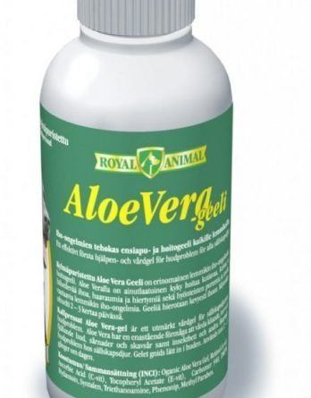 Royal Animal Aloe Vera-geeli 100 ml
