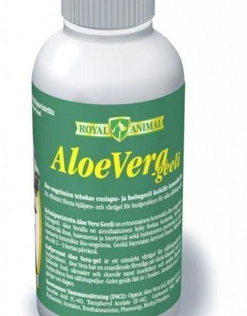 Royal Animal Aloe Vera-geeli 100 ml