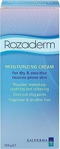 Rozaderm Moisturizing Cream 100 g