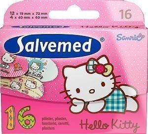 Salvemed Hello Kitty Lastenlaastari 16 kpl