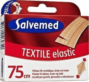 Salvemed Textile Elastic Pitkä Laastari 75 Cm