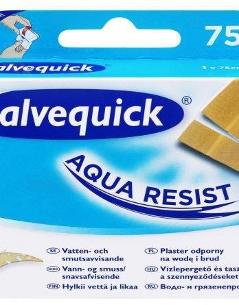 Salvequick Aqua Resist Muovilaastari Leikattava 75 Cm