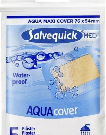 Salvequick Med Aqua Cover Laastari 5 Kpl