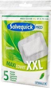 Salvequickmed Maxi Cover Xxl 5 kpl