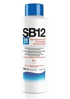 Sb12 Original Munskölj 500ml