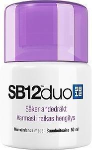 Sb12 Suuhuuhde Duo 50 ml