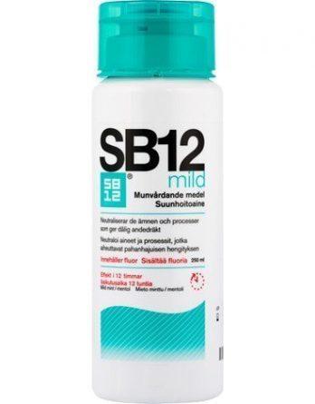Sb12 Suuhuuhde Mieto 500 ml