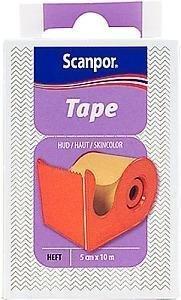 Scanpor Tape Telineellä 5cmx10m