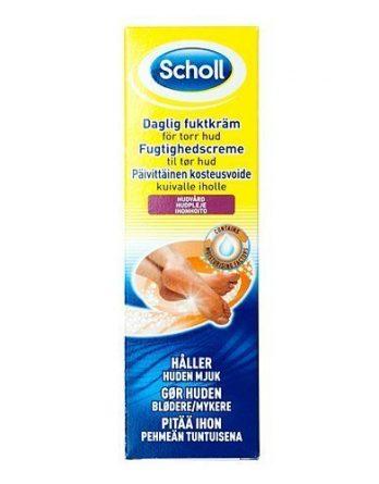 Scholl Daglig Kosteusvoide Kuivalle Iholle 75 ml