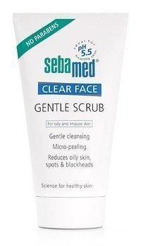 Sebamed Clear Face Gentle Scrub 150 ml *