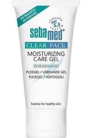 Sebamed Clear Face Moisturising Care Gel 50 ml *