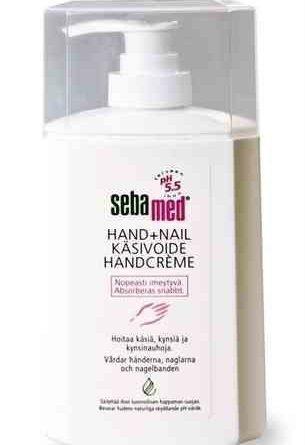Sebamed Hand+Nail Käsivoide 300 ml *