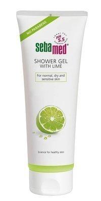 Sebamed Shower gel with Lime 250 ml *
