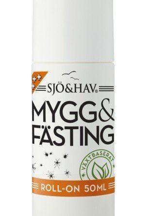 Sjö & Hav Mygg Och Fästing Roll-On 50 ml