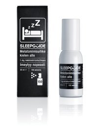 SleepGuide Melatoniinisuihke 30 ml