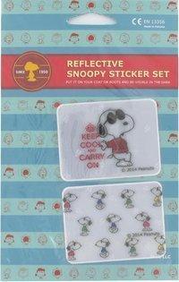 Snoopy heijastintarra 2 kpl