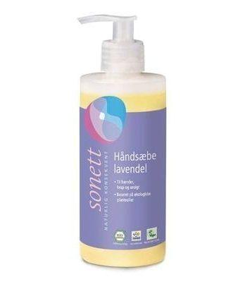 Sonett Flytande Tvål Lavendel 300 ml