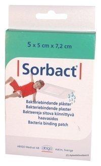 Sorbact haavaside 5 kpl