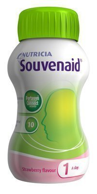 Souvenaid 4 x 125 ml