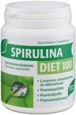 Spirulina Diet 100 spirulinalevävalmiste 290 tabl.