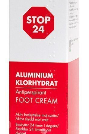 Stop 24 Foot Cream 60 ml