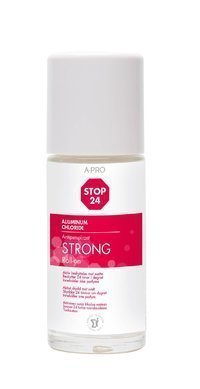 Stop 24 Strong Roll-on Antiperspirantti 45 ml