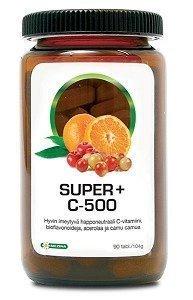Super+ C-500 90 tablettia