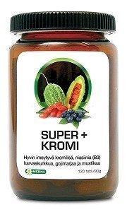 Super+ Kromi 120 tablettia
