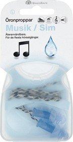 Swedsafe Musiikki / Uinti Korvatulpat Large 1 Pari