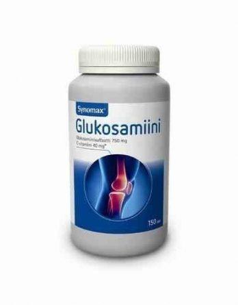 Synomax Glukosamiini 150 tablettia