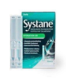 Systane Hydration Silmätipat 30 X 0