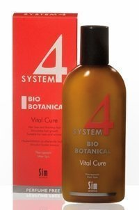 System 4 Bio Botanical Vital Cure 215 ml