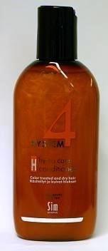 System 4 Therapeutic Climbazole Shampoo 1 MATKAPAKKAUS 100 ml