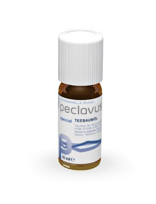 Teepuuöljy Peclavus 100 % 10 ml
