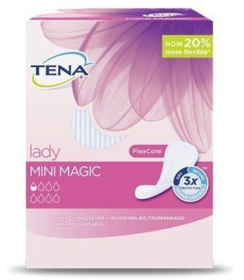 Tena Lady Mini Magic 34 kpl