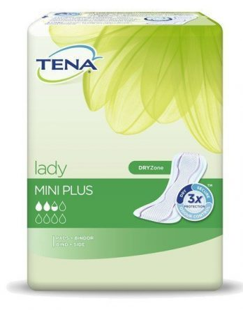Tena Lady Mini Plus 16 kpl