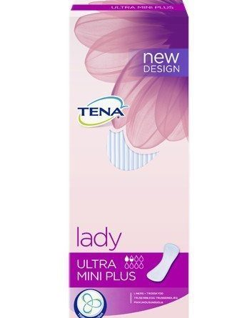 Tena Lady Ultra Mini Plus 24 kpl