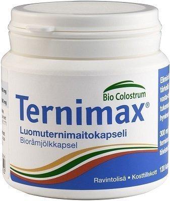 Ternimax luomuternimaitokapseli 120 kaps.