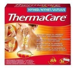 Thermacare joustava lämpötyyny