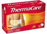 Thermacare lämpötyyny selälle 2 kpl