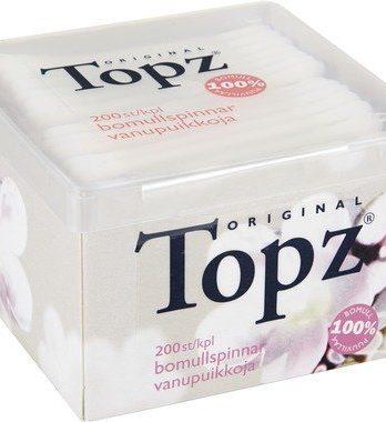 Topz Vanupuikot Rasiassa 200 kpl