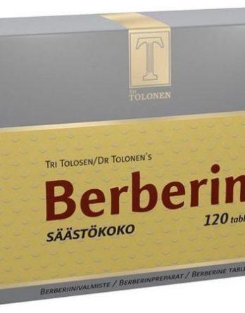 Tri Tolosen Berberin 120 tabl
