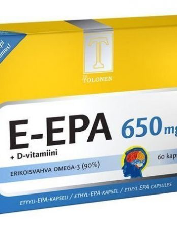 Tri Tolosen E-EPA 650 mg 60 kaps