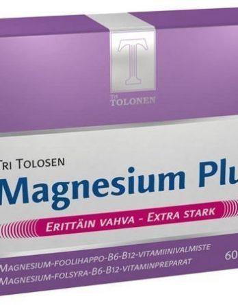 Tri Tolosen Magnesium Plus 60 tabl